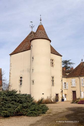 18 St-Maur - Grand Besse Château XV XVII XIX