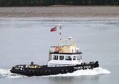 Thames Vixen (3) @ Gallions Reach 13-04-15 (AJBC_1) Tags: uk england london boat ship unitedkingdom vessel tugboat tug riverthames eastlondon gallionsreach northwoolwich newham dlrblog livettsgroup ajc thamesvixen