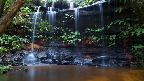 Girrakool Falls