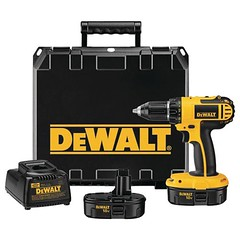 1 - 18-Volt Cordless Compact Drill/Driver Kit, Compact size allows user to fit into tight spaces, Lightweight design minimizes user fatigue, DC720KA (http://bestpowertoolsusa.com Best Power Tools Revi) Tags: design size user tight fatigue cordless spaces compact lightweight allows drilldriver 18volt minimizes dc720ka