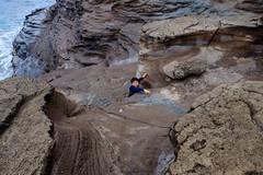 Emile Climbing