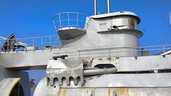 Photo of U-534 in Birkenhead