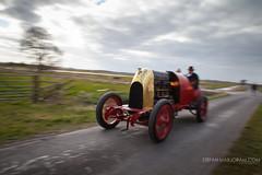 FIAT-1915 (Stefan Marjoram) Tags: test car speed drive fiat record land beast 1910 turin goodwood 1911 s76