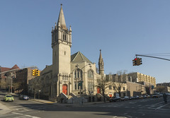 st james on st nicholas (Visual Thinking (by Terry McKenna)) Tags: nyc harlem hamiltongrange