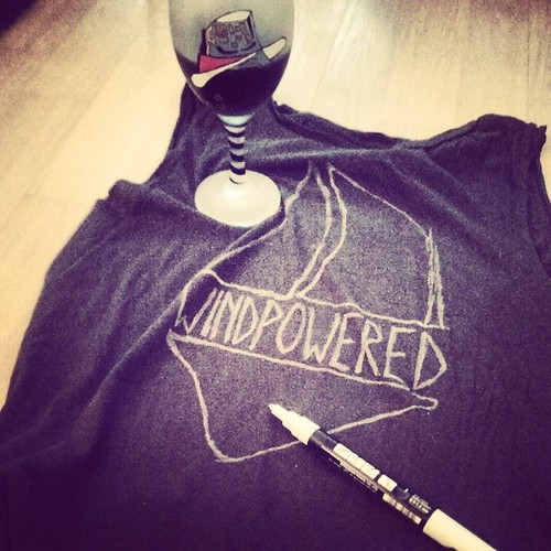 Windpowered summer collection 2014 #t-shirt #posca...