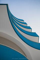Gallipoli (Pierre Lognoul) Tags: blue sky italy house art colors architecture canon 50mm hotel concert mark pierre iii architectural bleu ciel 5d f18 holliday maison gallipoli couleur italie vacance pioul lognoul plognoulgmailcom