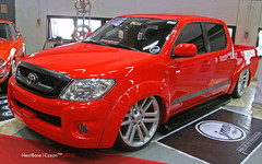 Toyota Hilux (Next Base  Taishi) Tags: world city autoshow center international manila toyota older trade pasay hilux 2015