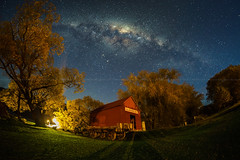 Milky Way Above Glenorchy (Arief Rasa) Tags: travel autumn newzealand vacation sky mountain lake alps reflection tree nature water night sunrise stars landscape outside star countryside scenery outdoor space famous shoreline landmark science astro system alpine galaxy astrophotography nz planet destination southisland otago queenstown astronomy peaks universe picturesque milky wakatipu constellations celestial willowtree milkyway glenorchy snowcappedmountains shootingstar