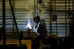 27 (Goshen, Indiana) Tags: iron hamilton metalwork ironwork metalworking goshen ironworking goshenindiana hamiltonironworks hamiltoniron