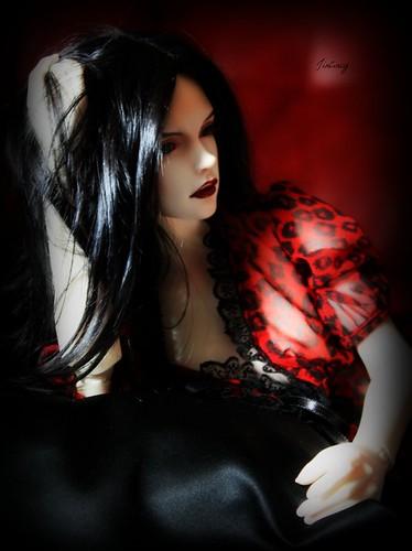 Her Vampire Side