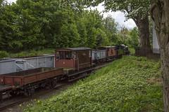 Ivatt 2 46521 Cedars Hotel (Yardbrush) Tags: travel green raw swindon trains railways gala freight cedars 260 gcr 46521 2mt nonpassenger westerngreen ivatt2 railwaysatwork miclymouse