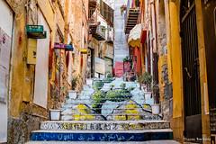 Streets of Agrigento (ThomasBartelds) Tags: italy sicily agrigento