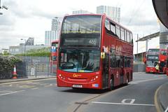 E45 LX56ETL (PD3.) Tags: uk england bus london buses ahead station greenwich go north sightseeing seeing sight etl psv pcv e45 goahead lx56 lx56etl