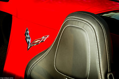 Corvette Stringray_9734 (KenWilliamsPhoto) Tags: show may target corvette nashua 6d 2016