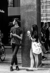 Wasting time (simy_sun) Tags: milan italy streetphotography street urban people