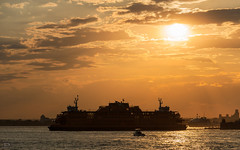Optic Photo Cruise June 6, 2016 (dansshots) Tags: nyc newyorkcity sunset ferry hudsonriver bigsky circleline statenislandferry bh settingsun optic 70200mm sunsetcolors photocruise nikond3 dansshots