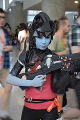 Widowmaker (GetChu) Tags: anime expo 2016 los angeles convention center ax animation comic cartoon manga video game pc console japan culture japanese cosplay cosplayer costume overwatch widowmaker