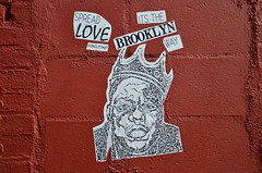 Spread Love It's The Brooklyn Way (thoth1618) Tags: nyc newyorkcity ny newyork art love its brooklyn way graffiti spread cut fortgreene photooftheday biggie the biggiesmalls thenotoriousbig spreadloveitsthebrooklynway uncuttart