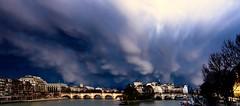 Storm over Paris