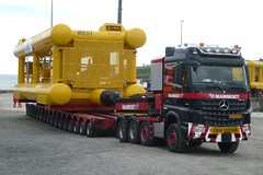 Mammoet (A9 AWM) Tags: mammoet heavyhaulage wick harbour caithness towhead subsea7