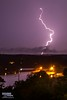 Summer Lightning Storm (The Suss-Man (Mike)) Tags: nightphotography sky nature weather night clouds georgia unitedstates gainesville lightning lakelanier lightningstorm hallcounty weatherphotography thesussman sonyslta77 sussmanimaging
