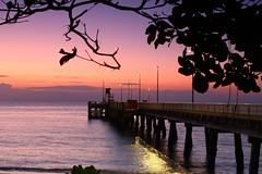 image (giuseppe schipano) Tags: palmcove jetty pier seaside sunrise