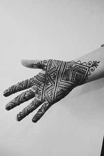 Moroccan hand 1