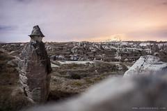 kapadokia (Andrea | Zanni) Tags: love night turkey valley cappadocia kapadokia goreme uchisar
