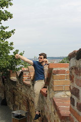 It's not a traveler, it's a tourist. (elPadawan) Tags: photodumois hradany praha czechrepublic