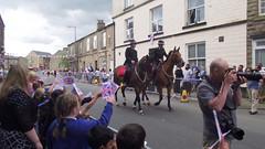 Duke of Lancasters Regiment Freedom of Rossendale Parade (mrrobertwade (wadey)) Tags: police lancashire mounted regent rossendale milltown haslingden robertwade wadeyphotos mrrobertwade