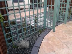 2012-11-24 14.37.25 (abbeygardens_ka) Tags: glasgow glasgowgreenlandscapes granite landscapegardener limestone modern naturalstone renfrew renfrewshire smallgarden travertine
