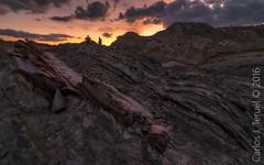 Desierto de Tabernas (Carlos J. Teruel) Tags: rock landscape sunset tabernas tokina rocas cielo almeria xaviersam nubes cloud carlosjteruel desierto photography d800e atardecer nikon tokina1116