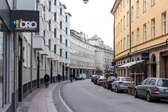 Baltzarsgatan Malm (Hkan Dahlstrm) Tags: street city photography se skne sweden uncropped malm f40 2015 skneln gamlastaden canoneos100d sek baltzarsgatan ef40mmf28stm 4114032015130410