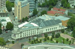 NZA-01 - 2015-02-22 - DSC_6723 (bix02138) Tags: newzealand auckland northisland townhall skytower aoteasquare 2015 february22 aoteacentre aotearoanewzealand mutuallifecitizensassurancecompanybuilding
