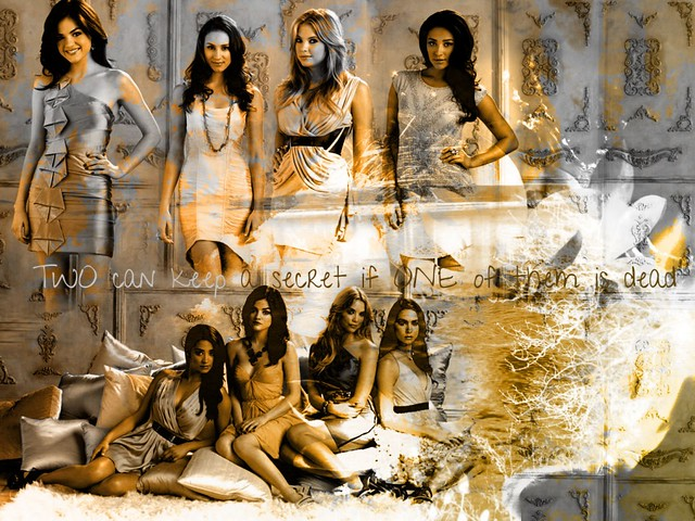 PRETTY LITTLE LIARS Season 5 Wallpaper Free 2015