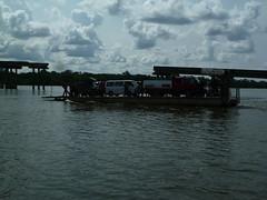 Barge Instead of Bridge