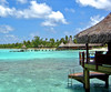 High noon Hotel KIAORA Tahiti Rangiroa (sapphire_rouge) Tags: france kiaora lagoon resort atoll rangiroa polynesia snorkeling タヒチ tahiti franchpolynesia 環礁 ランギロア ポリネシア atool polynésiefrançaise フレンチポリネシア island