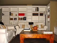 Sala de estar - Casa en Sant Cugat del Vallés