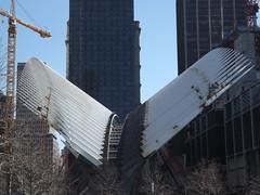 World Trade Center Transit Hub, Santiago Calatrava, Architect, Lower Manhattan, New York City (lensepix) Tags: newyorkcity lowermanhattan santiagocalatrava newyorkarchitecture santiagocalatravaarchitect worldtradecentertransithub