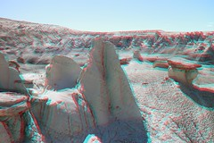 Badlands Hoodoos in 3d (CaptDanger) Tags: newmexico abandoned 3d rocks anaglyph hoodoo wilderness nm 3dglasses blm geological 3dimensional analglyph 3dimages 3dimage eosm 3dphotography wildernessadventure blmwilderness 3dlandscape 3dpicture anaglyph3d newmexicolandscapes anaglyphglasses nmwilderness nmtrue newmexicoin3d 3dgeology rockformationsin3d rocksin3d badlandsin3d newmexicobadlandsin3d newmexicoblmland