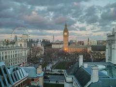 Westminster (carlossg) Tags: england london eye westminster abbey big ben unitedkingdom shard qcon