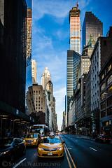West 57th Street (SamuelWalters74) Tags: newyorkcity newyork unitedstates manhattan midtown trumptower ibmbuilding fourseasonshotel midtowneast solowbuilding 432parkavenue