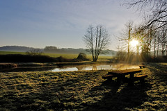 Picnic matinal (Ombre&Lumiere) Tags: nature paysage campagne picardie aisne cdd