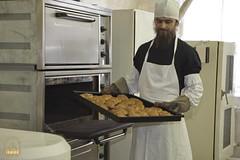 16. «Жаворонки» в святогорской пекарне