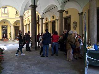 Festa a Palazzo Archinto del 18 aprile 2015: IL TESORO DEI POVERI / TREASURE OF THE POORIMG_1637