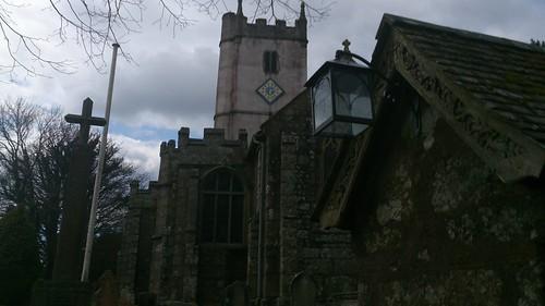 Manaton Church