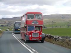 Fife FRD199 BXA464B Kirkby Stephen 4th April 2015 (Rightgoodmotor) Tags: bus bristol scotland fife scottish stephen alexander kirkby ecw 2015 svm lodekka fs6g