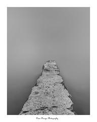 Alone By The Ocean.... (Owen Piscopo) Tags: longexposure bw seascape landscape malta nikon2470f28 nikond750 owenpiscopo