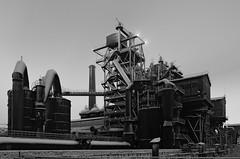 frozen (steelworks by OAE) Tags: industry iron steel duisburg industrie blast stahl steelworks eisen hochofen furnance