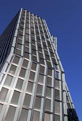 Hamburg (Helmut44) Tags: building tower window germany deutschland fenster hamburg architektur gebude glas trme reeperbahn stahl niedersachsen elbestadt